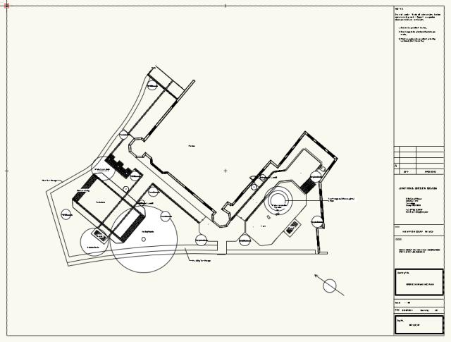 Master Plan/Hampton Court Project