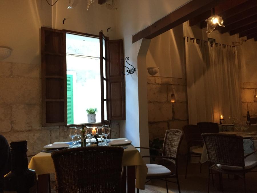 Mare Nostrum Restaurant, Majorca