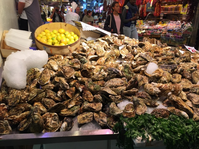 Enough oysters for you?