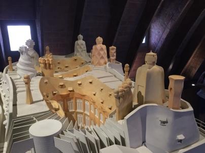 Rooftop model
